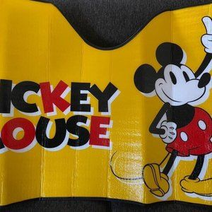 Disney sunshade for car windshield Mickey Mouse